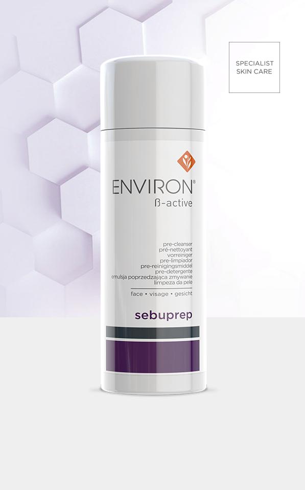 B-Active Range - SEBUPREP - Product | Environ Skin Care