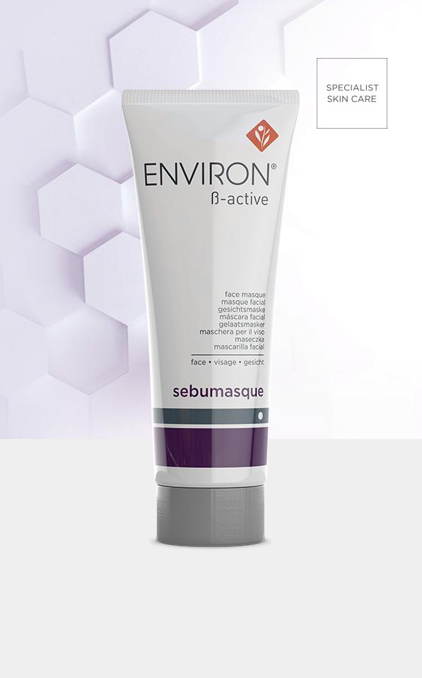 B-Active Range - Sebumasque - product | Environ Skin Care