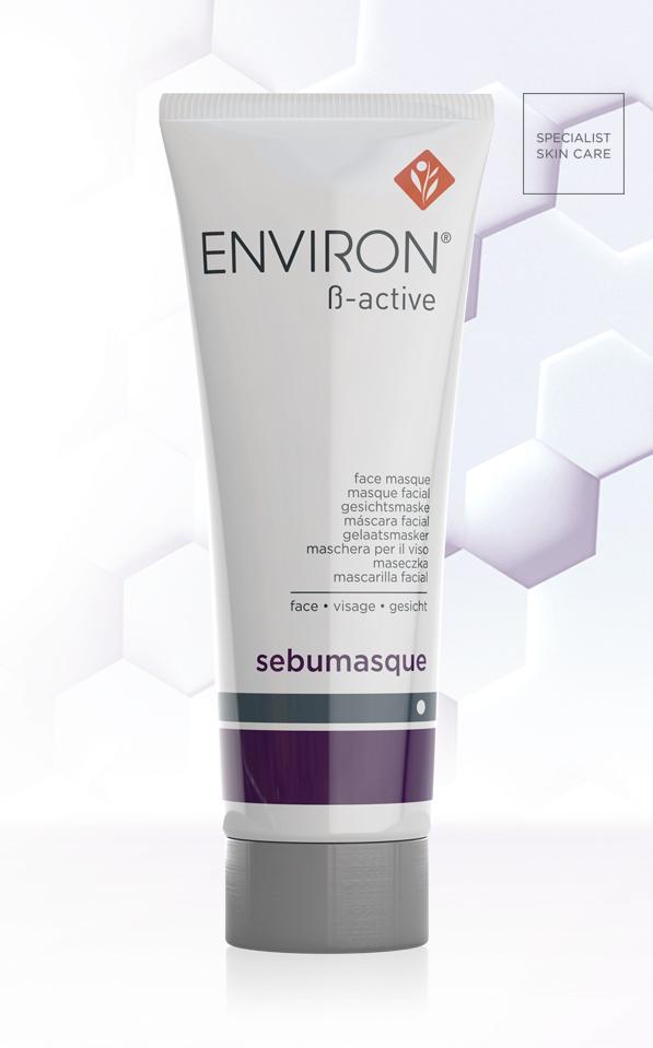 Environ Skin Care | B-Active Range - Sebumasque