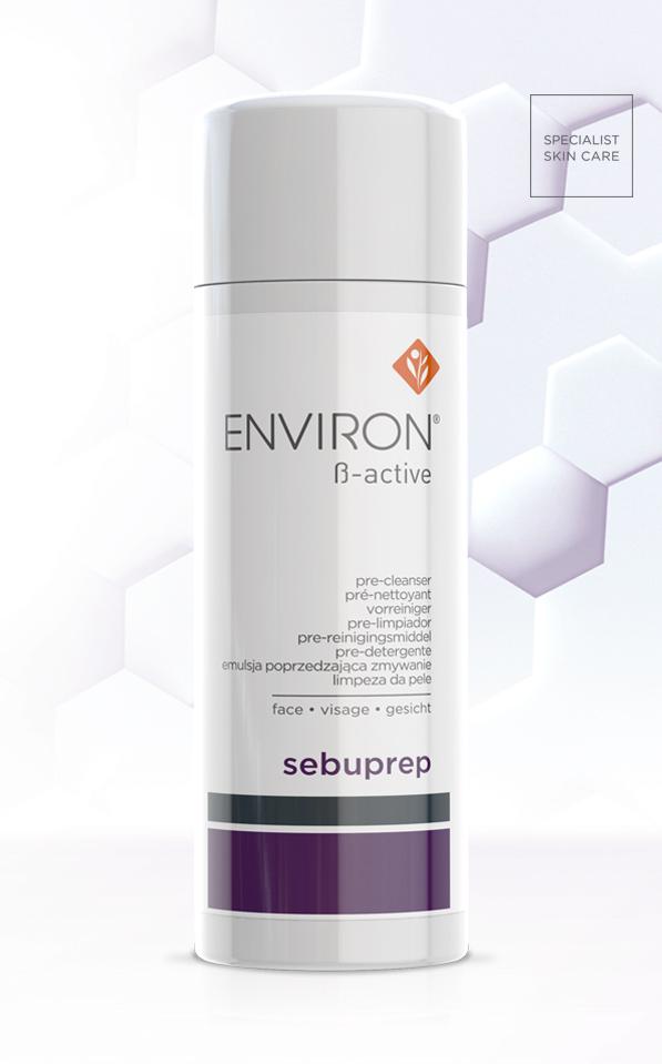 Environ Skin Care | B-Active Range - Sebuprep