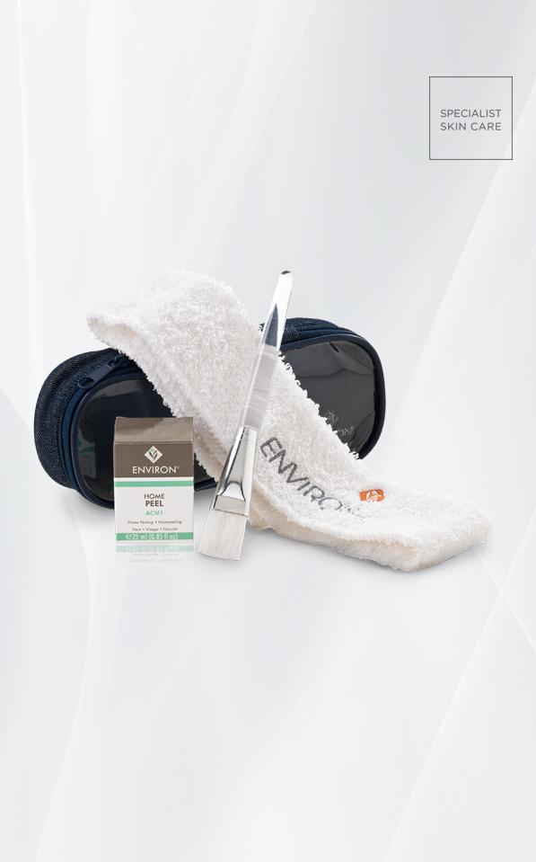 Environ Skin Care | Cool Peel Technology- Home Peel Kit