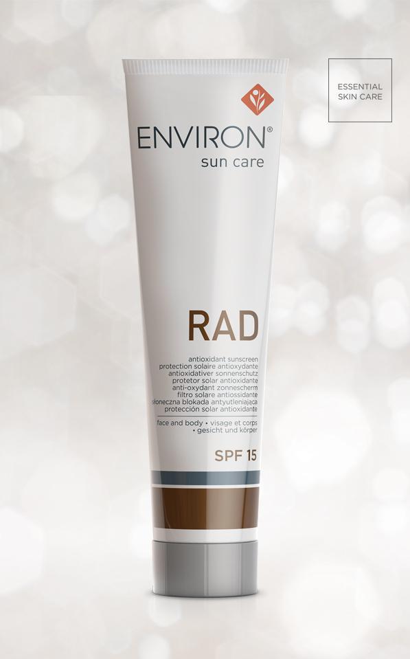 Environ Skin Care | Sun Care Range - RAD
