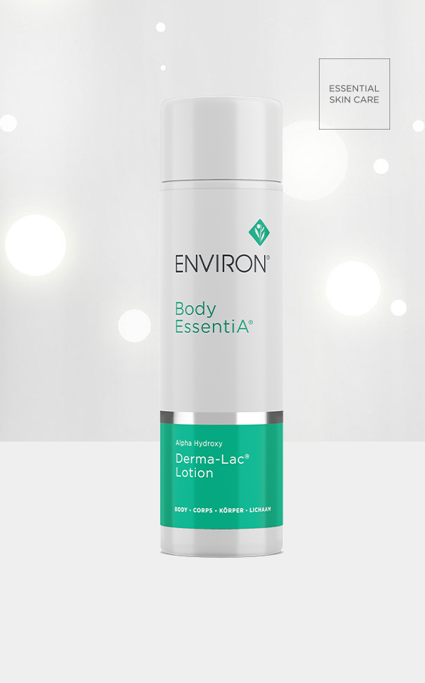 Environ's Body EssentiA Aplha Hydroxy Derma-Lac Lotion
