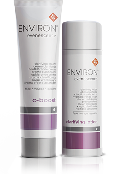 Evenescence Range - Environ Skin Care
