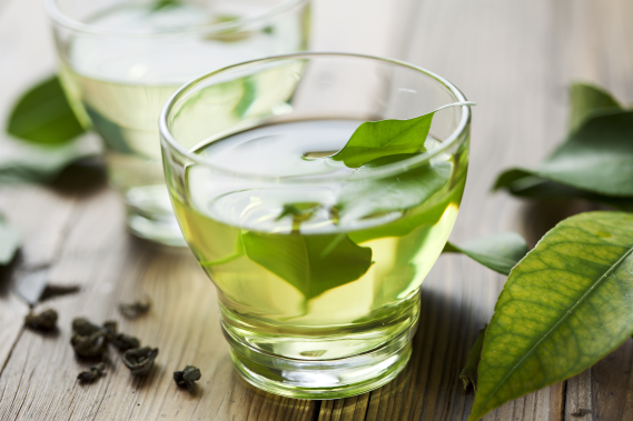 Environ Skin Care | Foods that promote anti-ageing - Green Tea