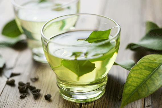 Environ Skin Care | Foods that promote anti-ageing - Green Tea