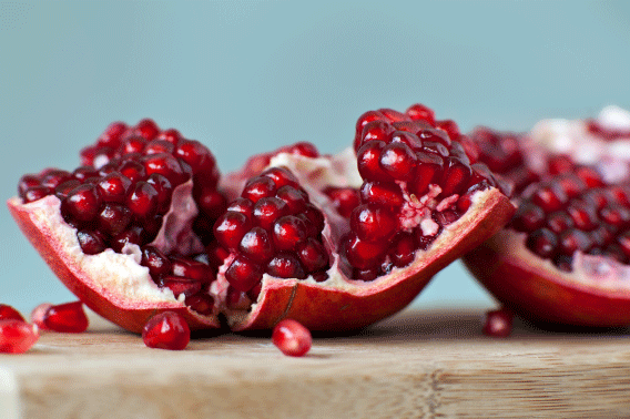 Environ Skin Care | Foods that promote anti-ageing - Pomegranates