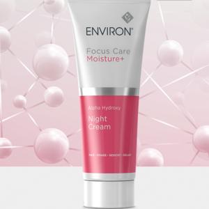 Focus Care Moisture Plus - Alpha Hydroxy Night Cream | Environ Skin Care