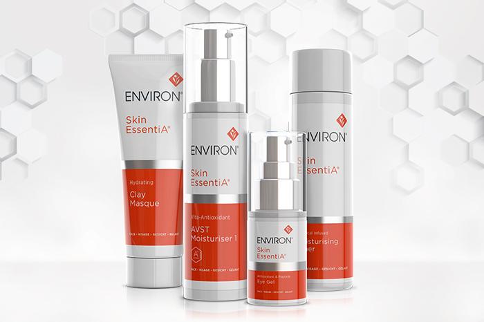 Skin EssentiA - Damaged Skin - Environ