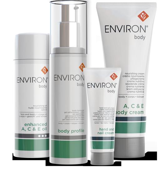 Environ Skin Care - Body Skin Care Range