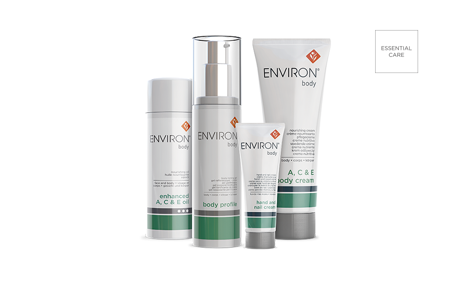 Body Range - Feature | Environ Skin Care
