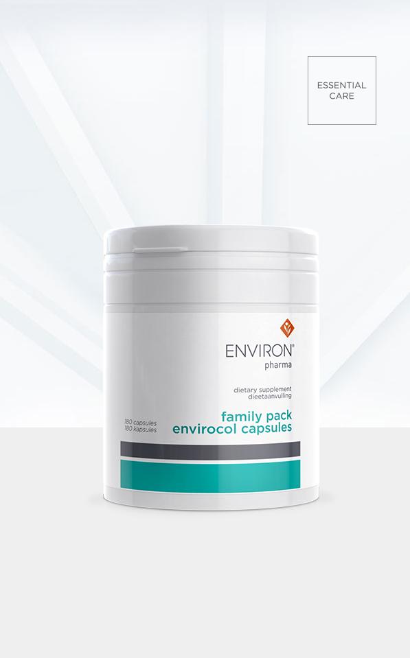 Environ Pharma Envirocol family pack product