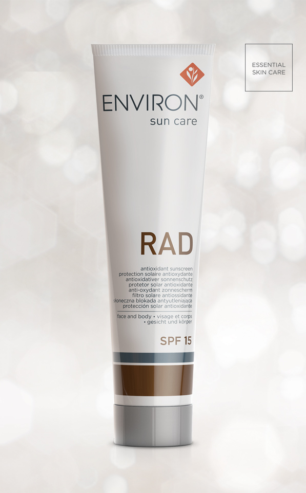 EnvirEnviron Skin Care | Sun Care Rane - RAD