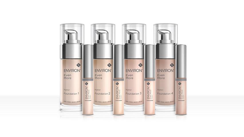 Even More Range - Press Release - Environ Skin Care SA