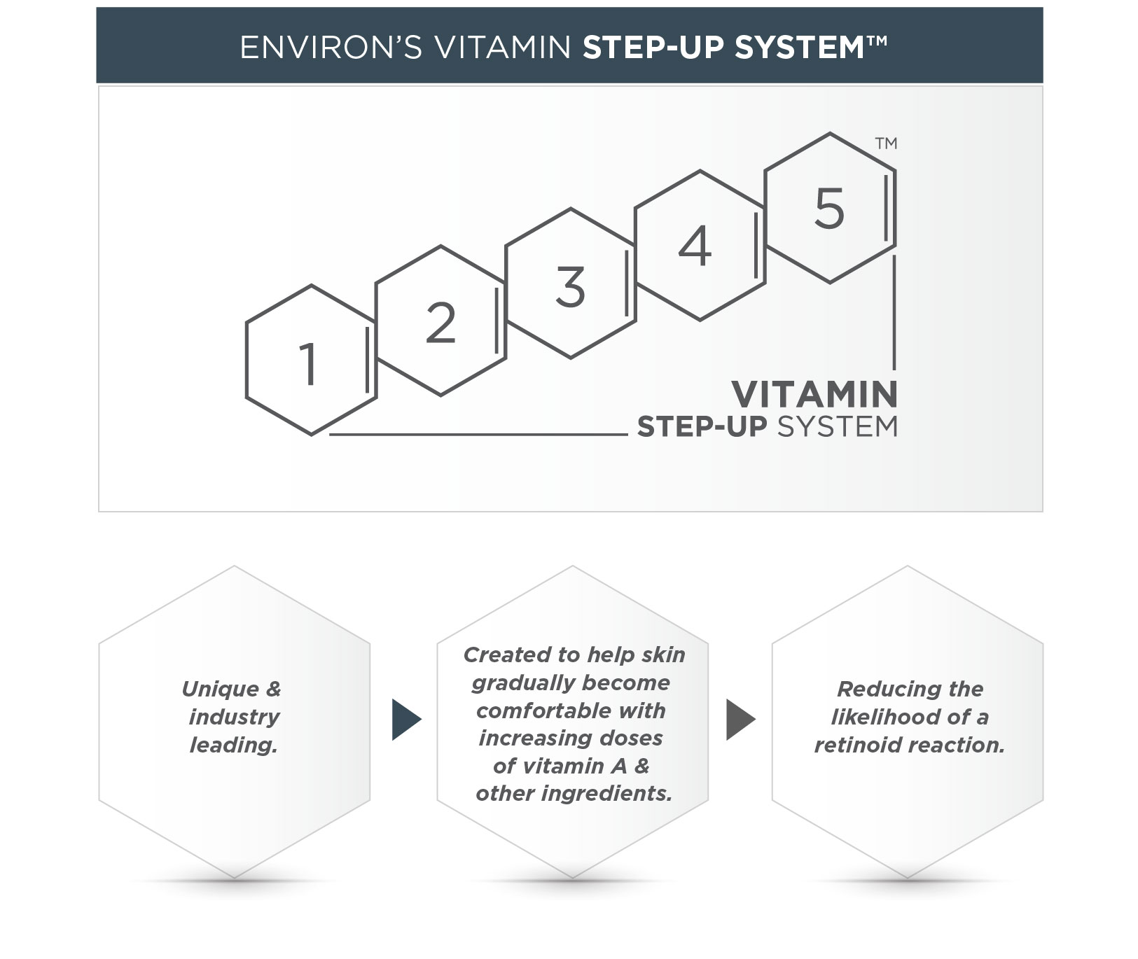 Environ Vitamin-A Step up System | Environ Skin Care