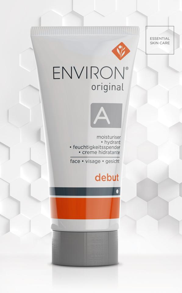 Original Debut Moisturiser - Product | Environ Skin Care