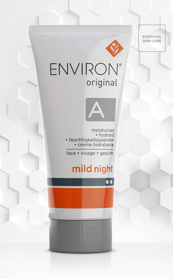 Original Mild Night Moisturiser - Product | Environ Skin Care