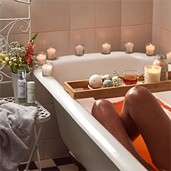 Soak Away your Stresses 30 Days | Environ Skin Care