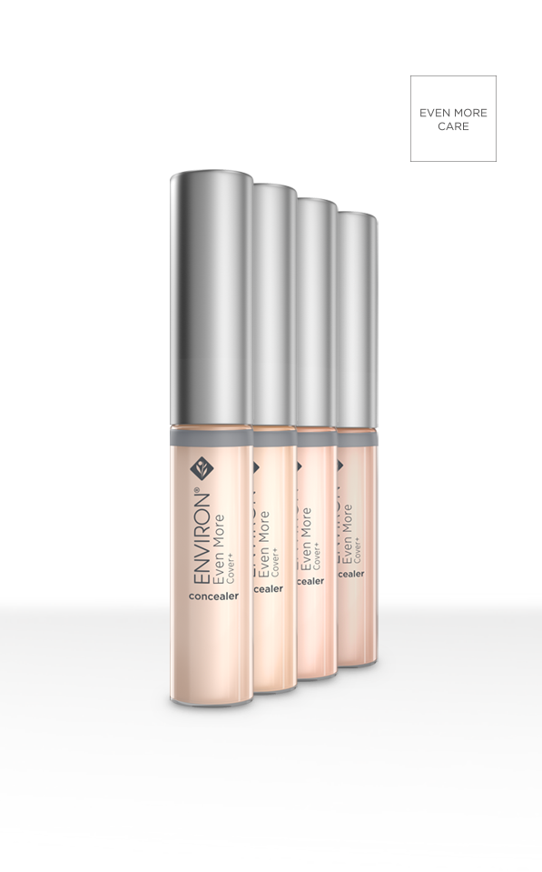 Environ Even More Care Concealers with a white background